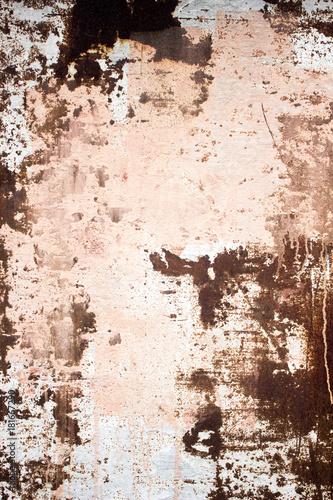 Fotobehang Schip Coated metal
