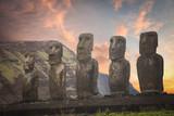 Easter island - 181678849