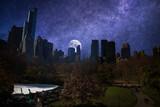 New York City Manhattan Skyline, U.S.A. - 181678878
