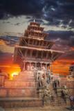 Durbar Square in Bhaktapur - 181679044