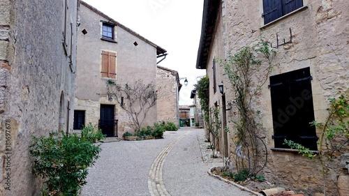 France Puycelsi  Tarn maisons ruelle