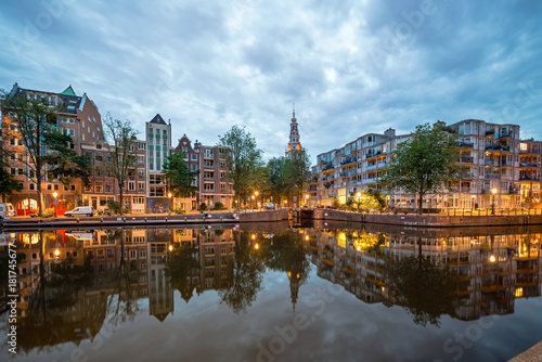 In de dag Amsterdam Amsterdam