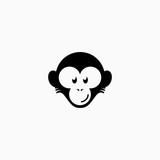 Monkey logo - 181746217