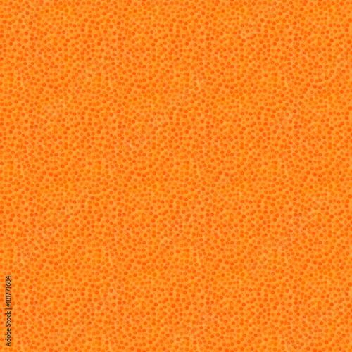 seamless texture of grapefruit, orange or tangerine skin © Olga