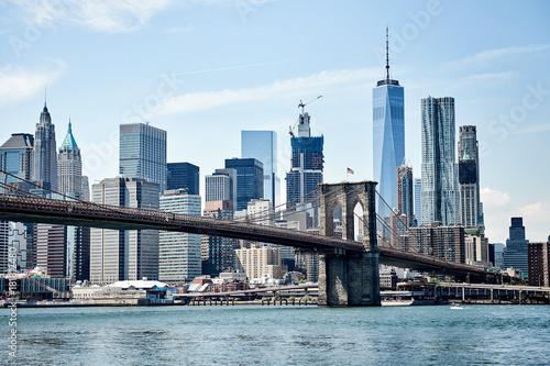 New York - Blick auf Manhattan