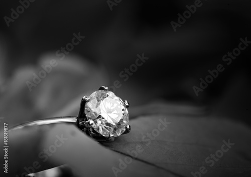 Diamond ring - 181819877