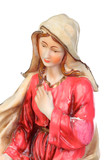 Ceramic figure of the Virgin Mary - 181824292