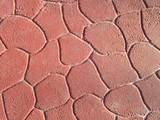red concrete texture.background. - 181830065