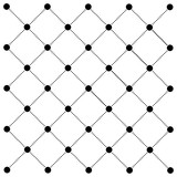 dot line grid vector design modern background