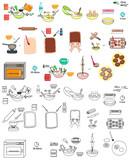 Recipe Cinnabon cinnamon buns DIY instruction including sketch - 181859006