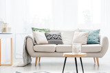 Scandinavian style living room - 181900483