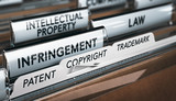 Intellectual Property Rights, Copyright, Patent or Trademark Infringement - 181904240