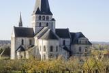 Abbaye romane Saint-Georges de Boscherville et son jardin potager - 181914847
