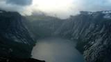 Ringedalsvatnet lake near Trolltunga - 181940226