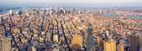 Top view of panorama of New York - 181952432