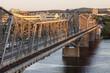 Alexandra Bridge and Gatineau panorama