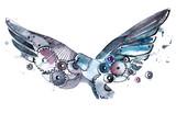 mechanical bird - 181968025