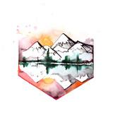 mountains - 181968045