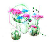 wildflowers - 181968047