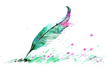 plumelet © okalinichenko