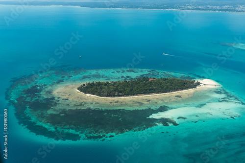 Tuinposter Zanzibar Eine Insel vor Sansibar