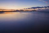 Atlantic ocean. Beach view on Lanzarote Canary island in Spain - 181981420