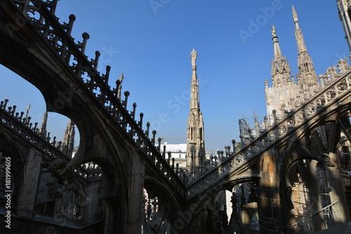 Foto op Aluminium Milan Milano