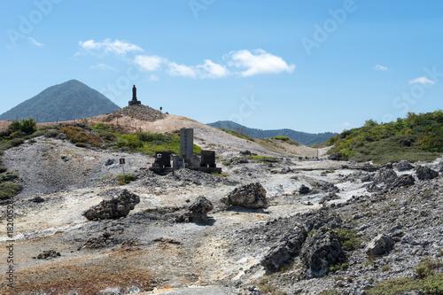 恐山霊場の地獄めぐりのイメージ