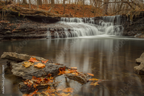 The Lovely Wahoosh Falls