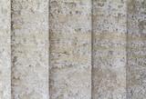 full frame stone column detail
