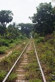 Cambodia old railway norry