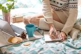 beautiful cozy morning - 182035635