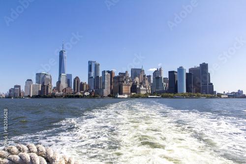 Foto op Aluminium New York New York Manhattan Skyline
