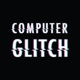 computer glitch text