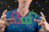 Concept of cyber security - 182062014