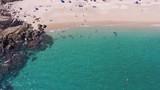 Playa El Chileno Los Cabos Aéreo - 182082059