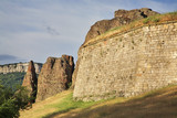 Fortress in Belogradchik. Bulgaria - 182098229