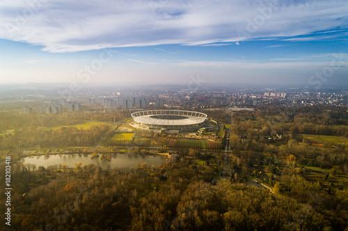 Stadion Śląski Poster