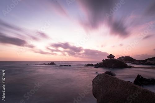 Fotobehang Strand Cabo san juan del guia