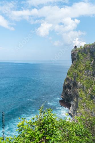 Fotobehang Bali bali island seascape