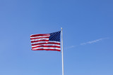 stars and stripes under  blue sky - 182130009