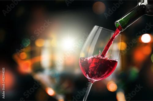 Fototapeta Wine.