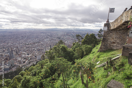 Staande foto Lavendel Bogota