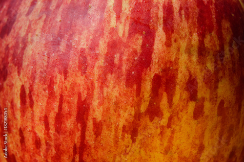 Red apple texture - 182198054