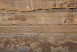 岩石の断層の模様 - 182199287