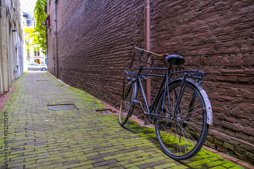 Foto op Canvas Fiets Amsterdam Bicycles