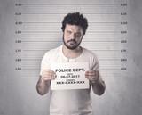 Caught offender. - 182223221