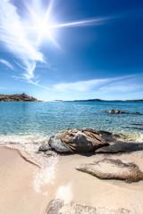 Dream Beach of Punta Molentis
