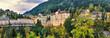 Bad Gastein Stadtpanorama