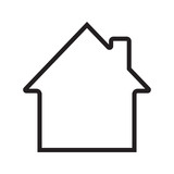 House, cottage, home linear icon - 182246882